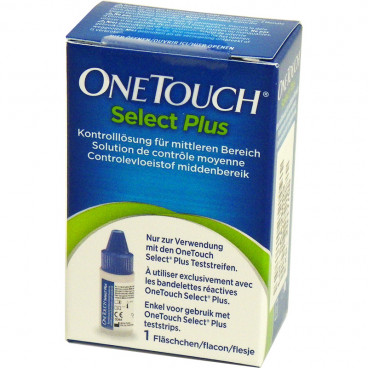 One Touch Select Plus Controle vloeistof 15 ml