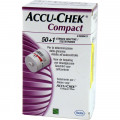 Accu-Chek Compact 51 teststrips