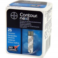 Contour Next 25 Teststrip