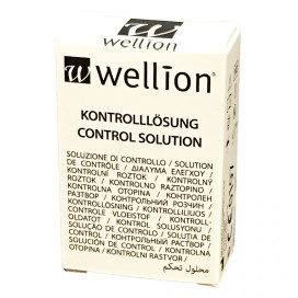 Wellion Controlevloeistof 4ml