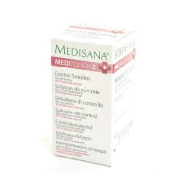 MediTouch2 Controlevloeistof 4,0 ml