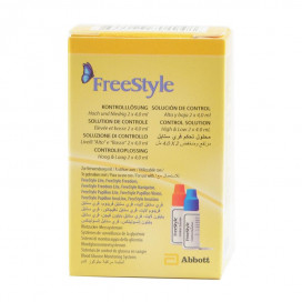 Freestyle controlevloeistof 8 ml